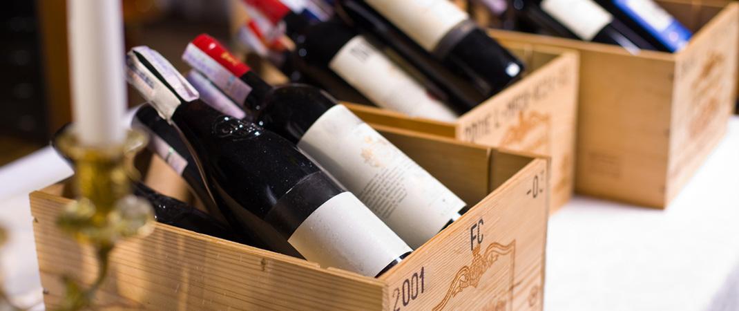 Bảo quản rượu vang như thế nào?