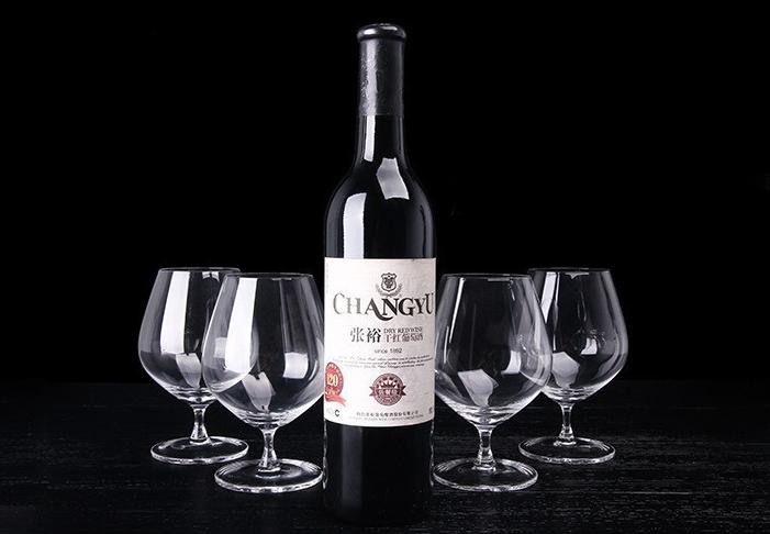 Chọn ly cho rượu vang đỏ